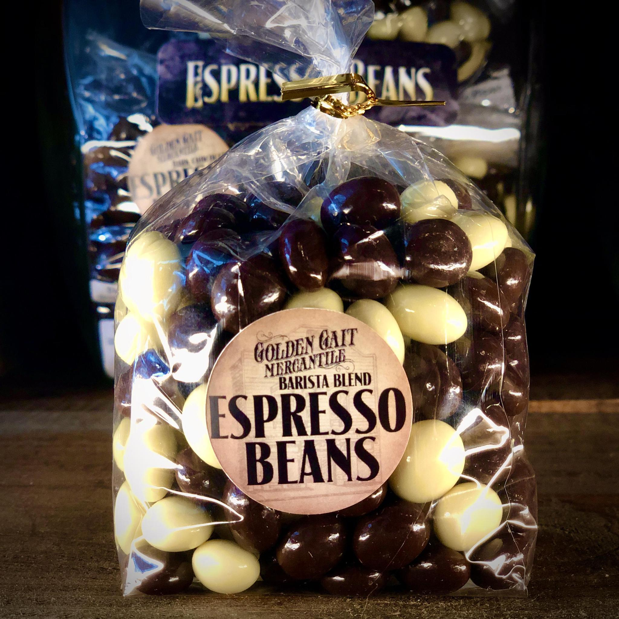 Barista Blend Chocolate Covered Espresso Bean By The Golden Gait Mercantile