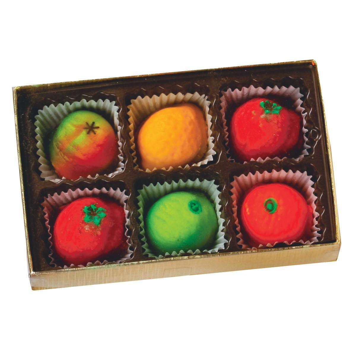 Bergen Marzipan Fruit Tray