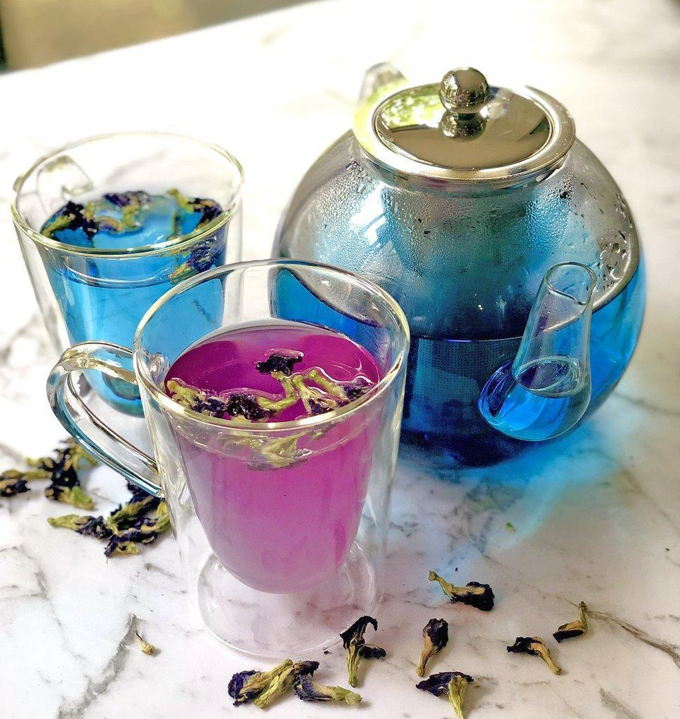 Blue Butterfly Pea Tea Loose