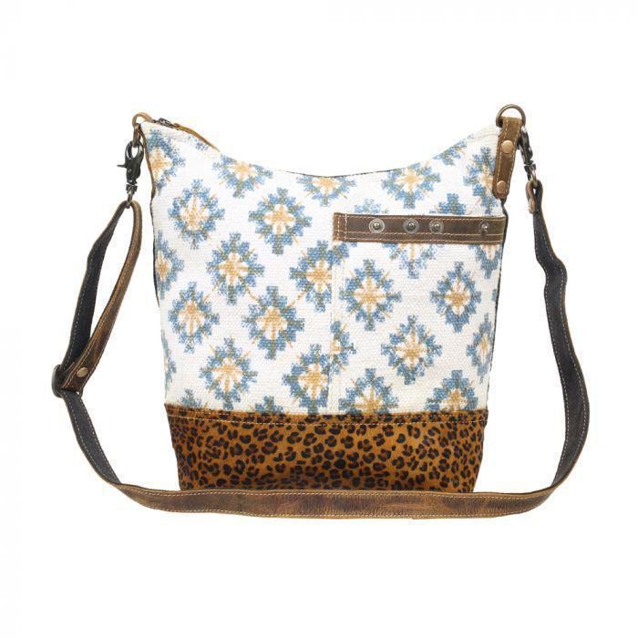 Blue Saphire Shoulder Bag