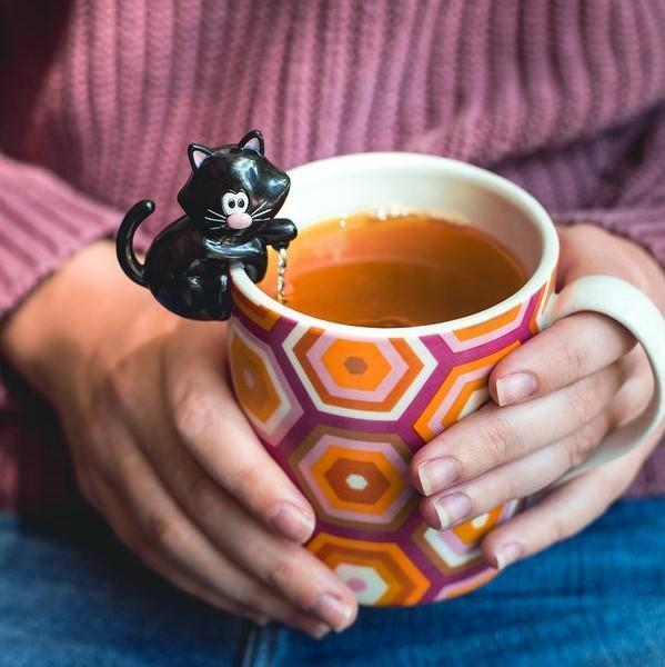 Cat Meow Tea Infuser