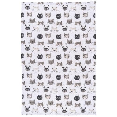 Cats Meow Dishtowel