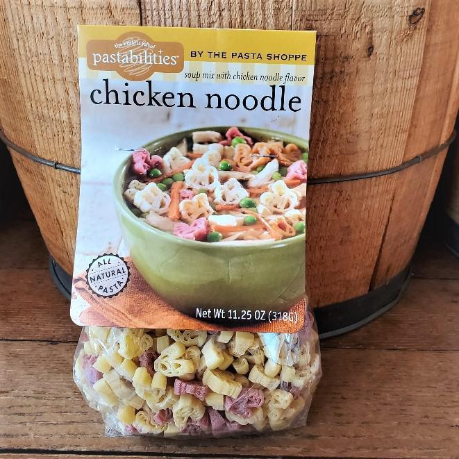 Chicken Noodle Soup Noodle Mix by Pastabilities