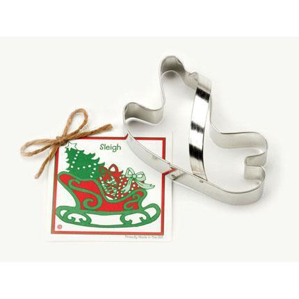 Christmas Sleigh Cookie Cutter