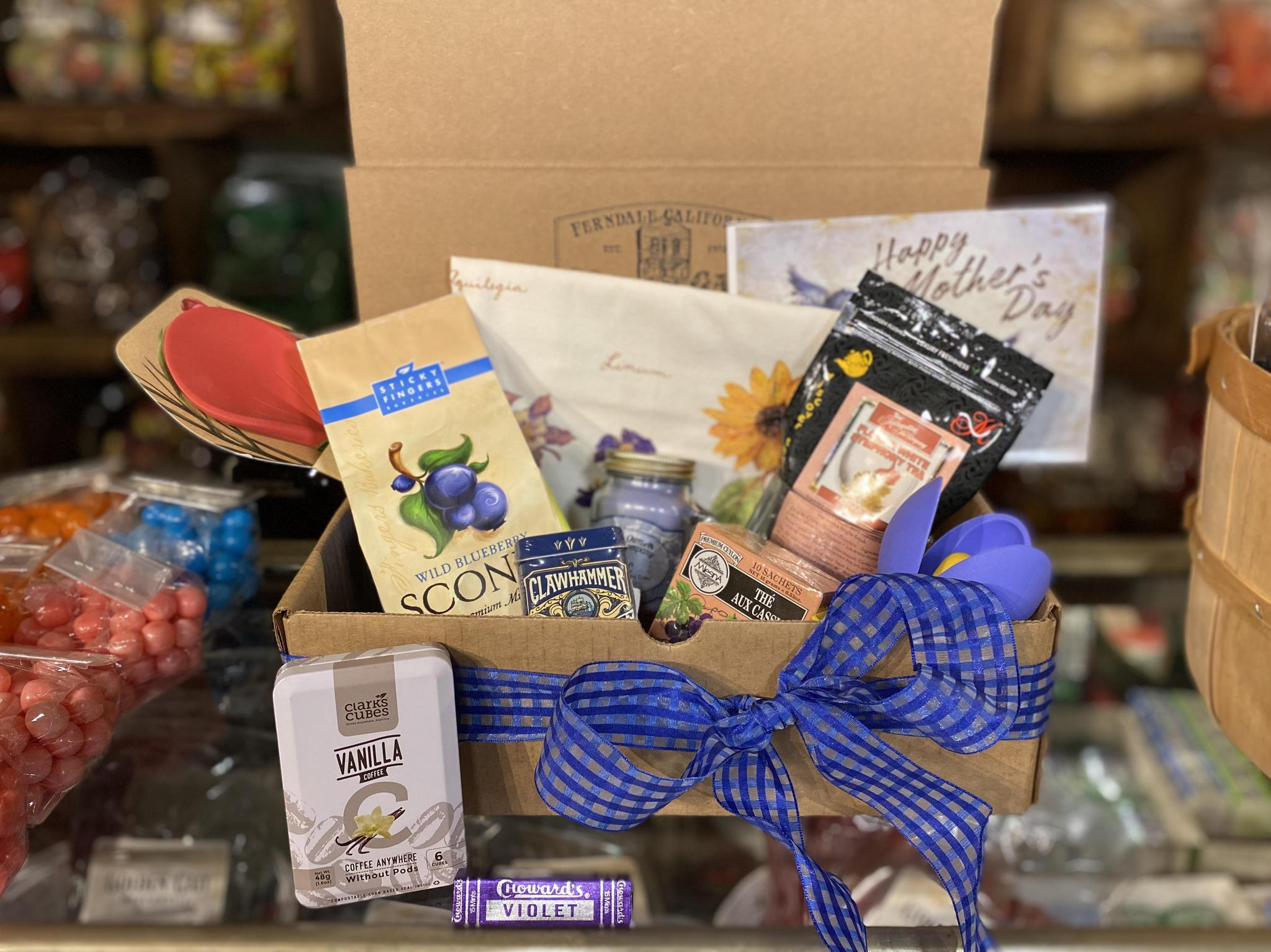 Custom Gift Box or Basket