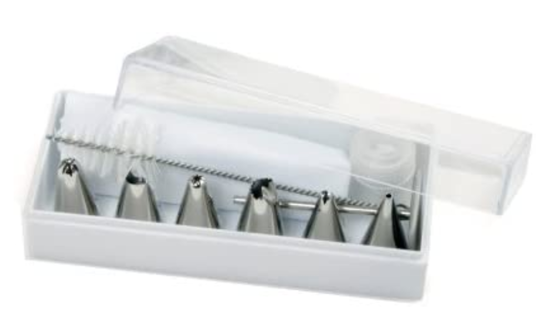 Deluxe 10 Piece Decorating Set by Norpro
