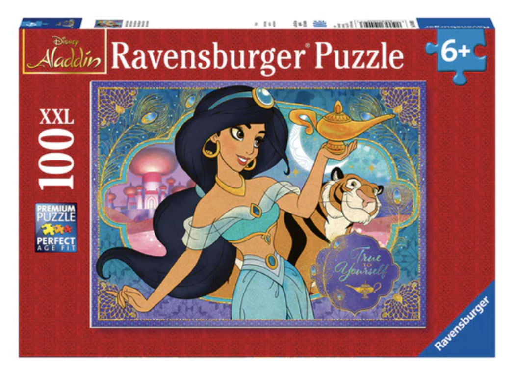 Disney Adventurous Spirit 100 Piece Puzzle by Ravensburger