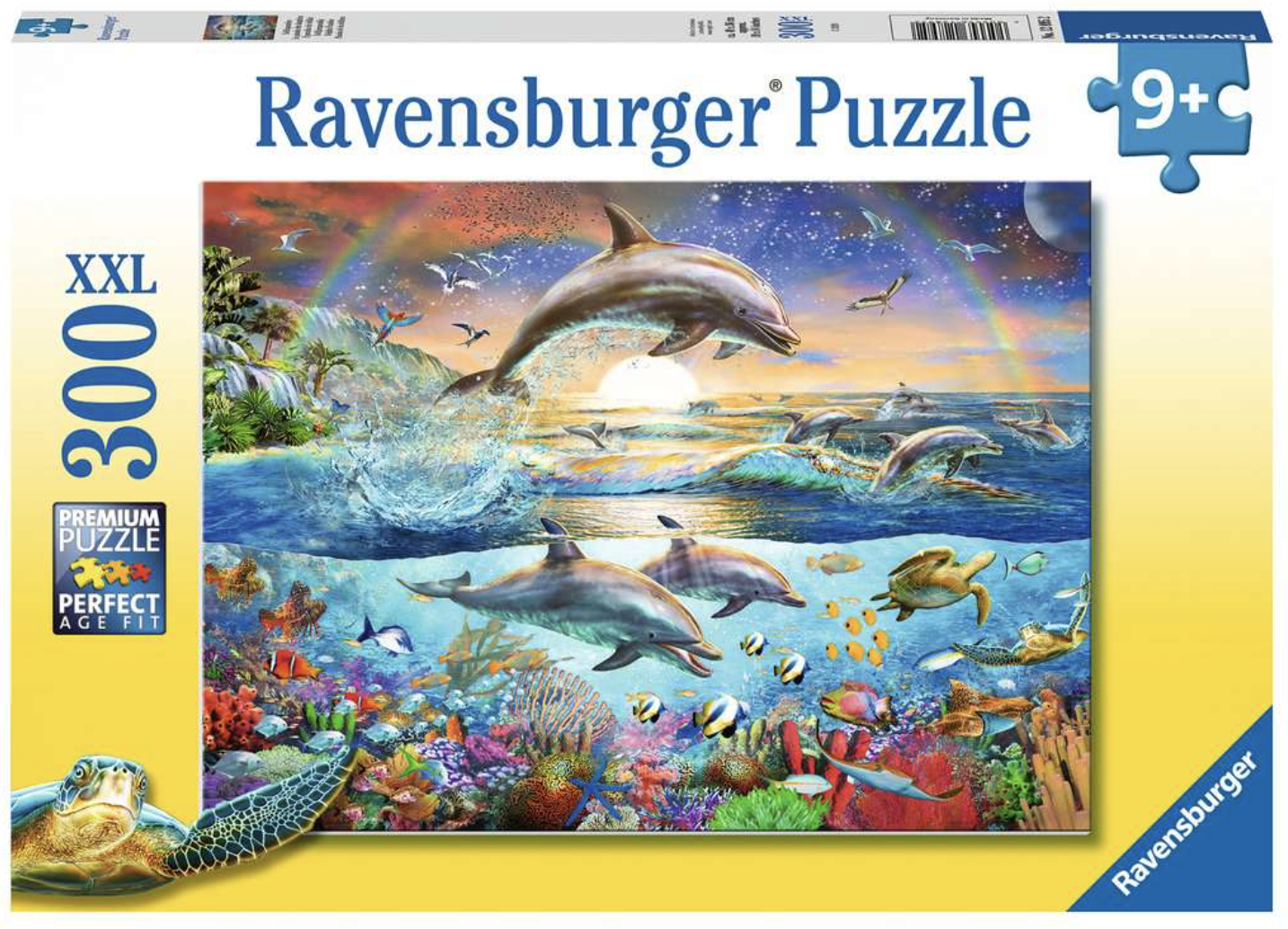 Dolphin Paradise 300 Piece Puzzle by Ravensburger