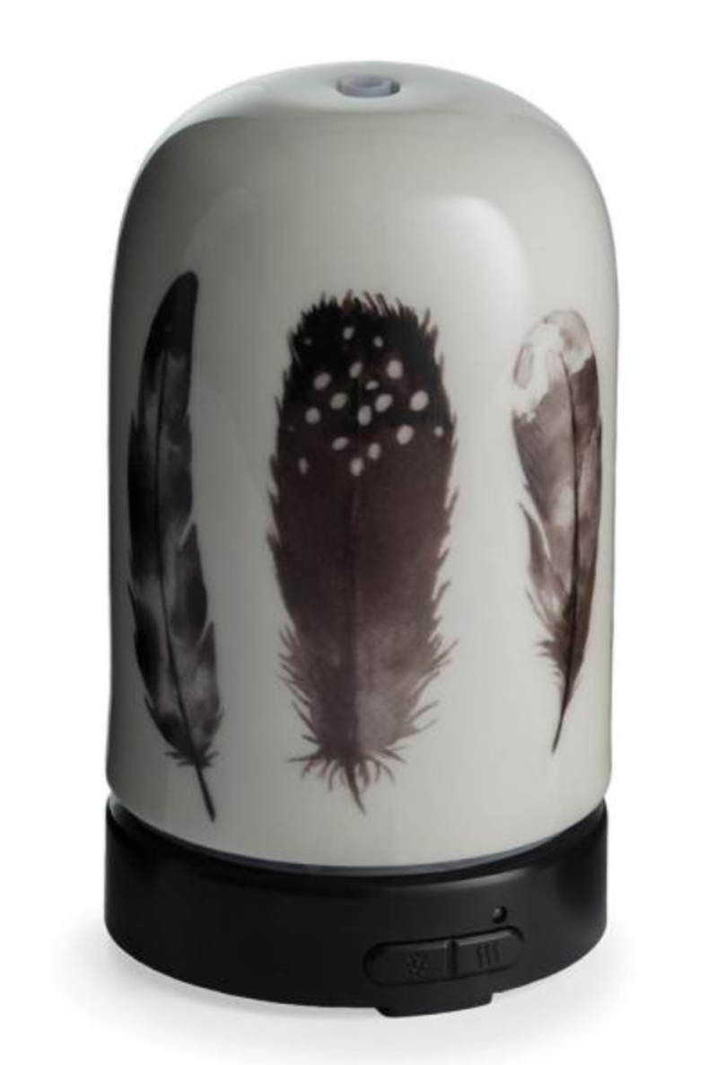 Feather Ultrasonic Essential Oil Diffuser by Airome