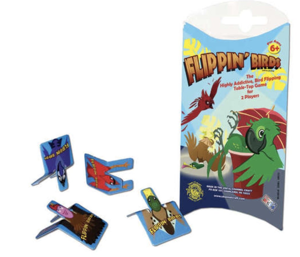 Flippin' Birds Tabletop Game