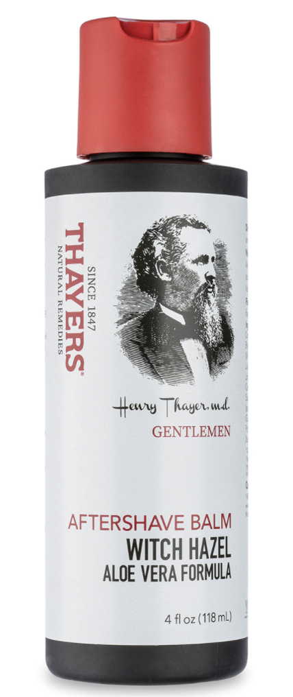 Gentlemen's Witch Hazel Aftershave Balm by Thayers Natural Remedies