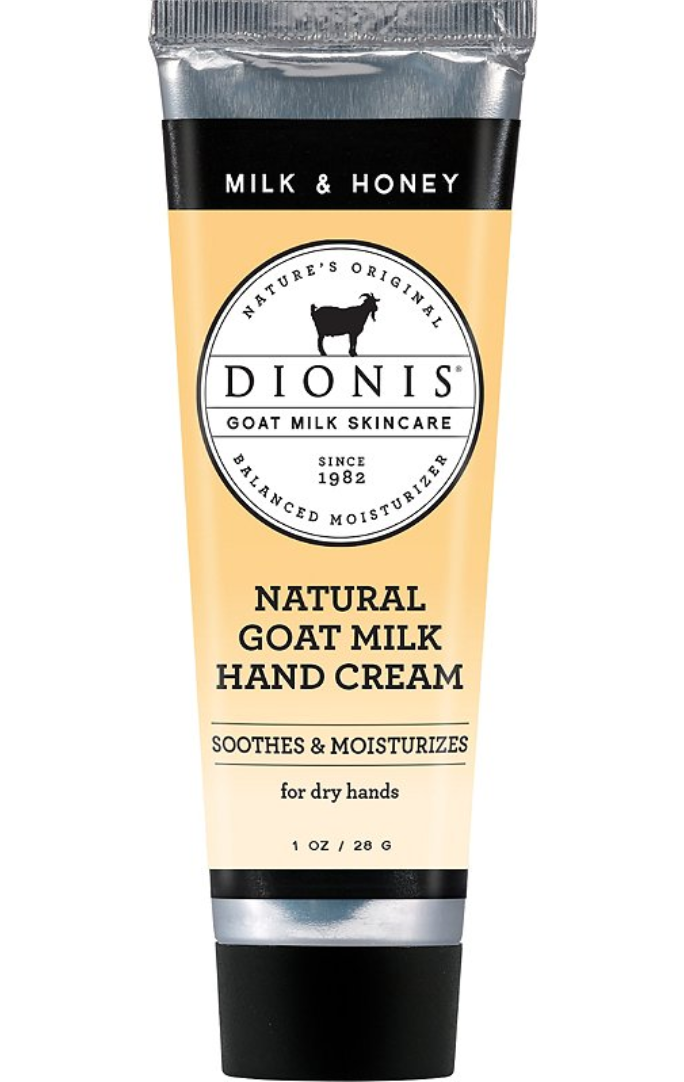 Goat Milk Hand Cream For Men