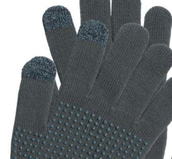 Fingerless Gloves Copy Grey
