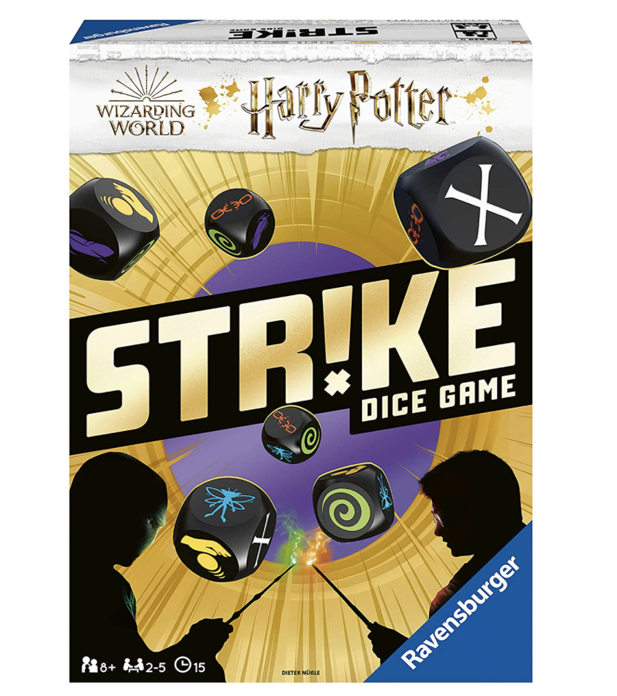 Harry Potter Strike Dice Game by Ravensburger