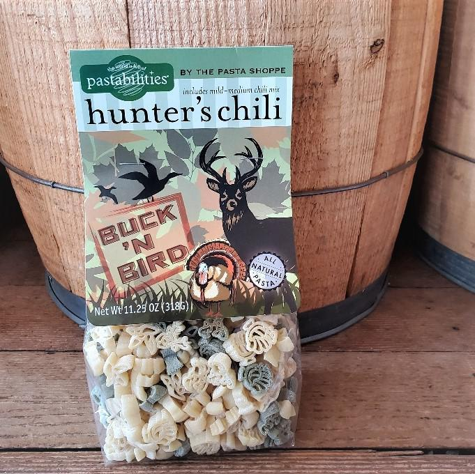 Hunter's Chili Pasta Soup Mix by Pastabilities