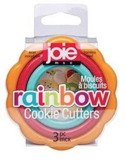Joie Rainbow Cookie Cutter