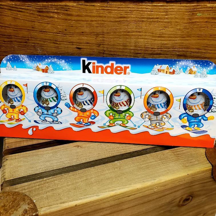 Kinder Fine Milk Chocolate Snow Treats