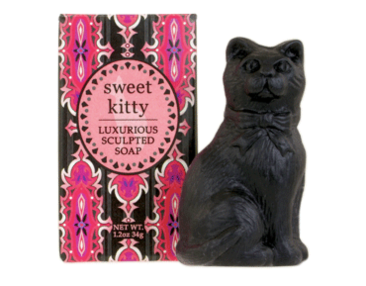 Luxurious Sculpted Bunny Soap
