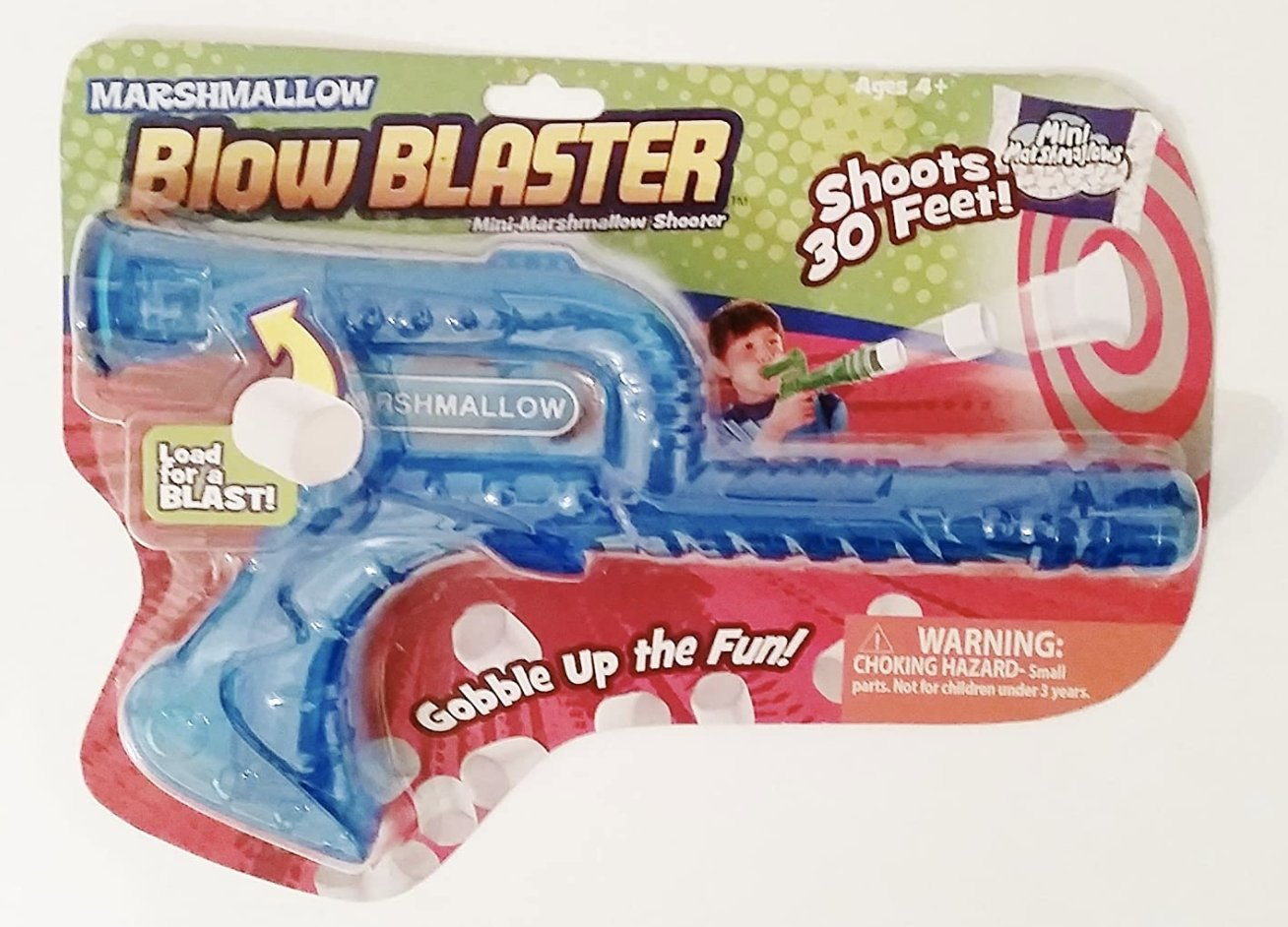 Marshmallow Blowblaster