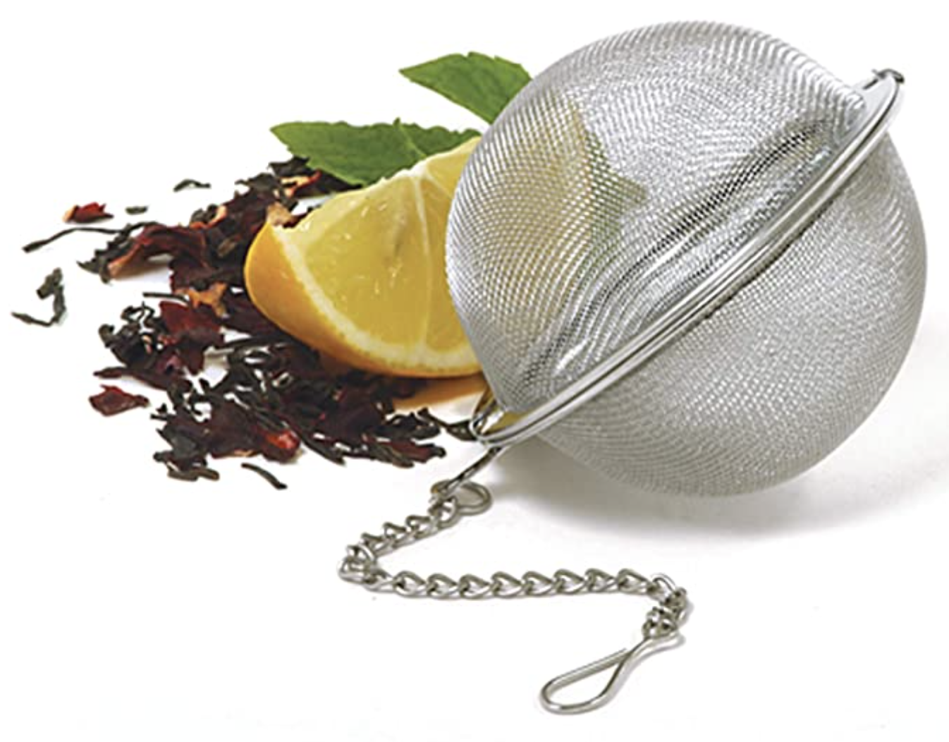 "2 1/2"" Mesh Tea Ball by Norpro 2.5"""