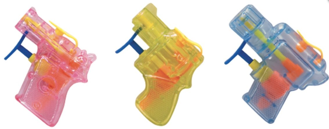 Mini Squirt Guns