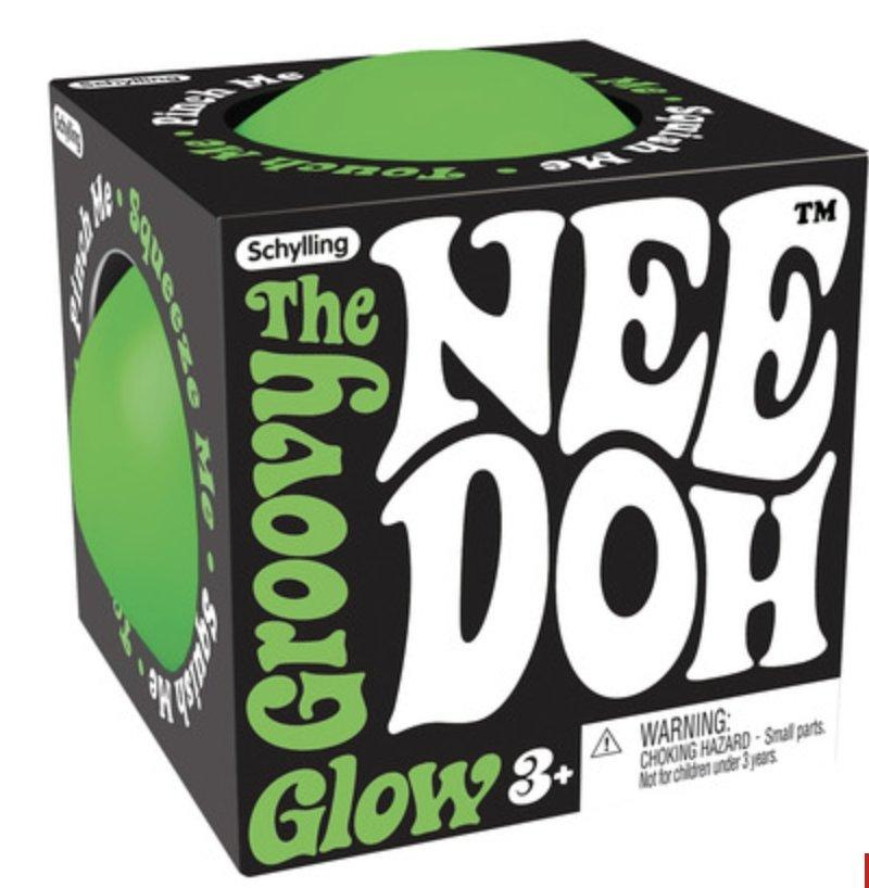 Nee-Doh Glow In The Dark Stress Ball