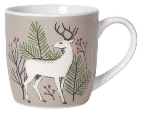 Noble Deer Mug by Now Designs