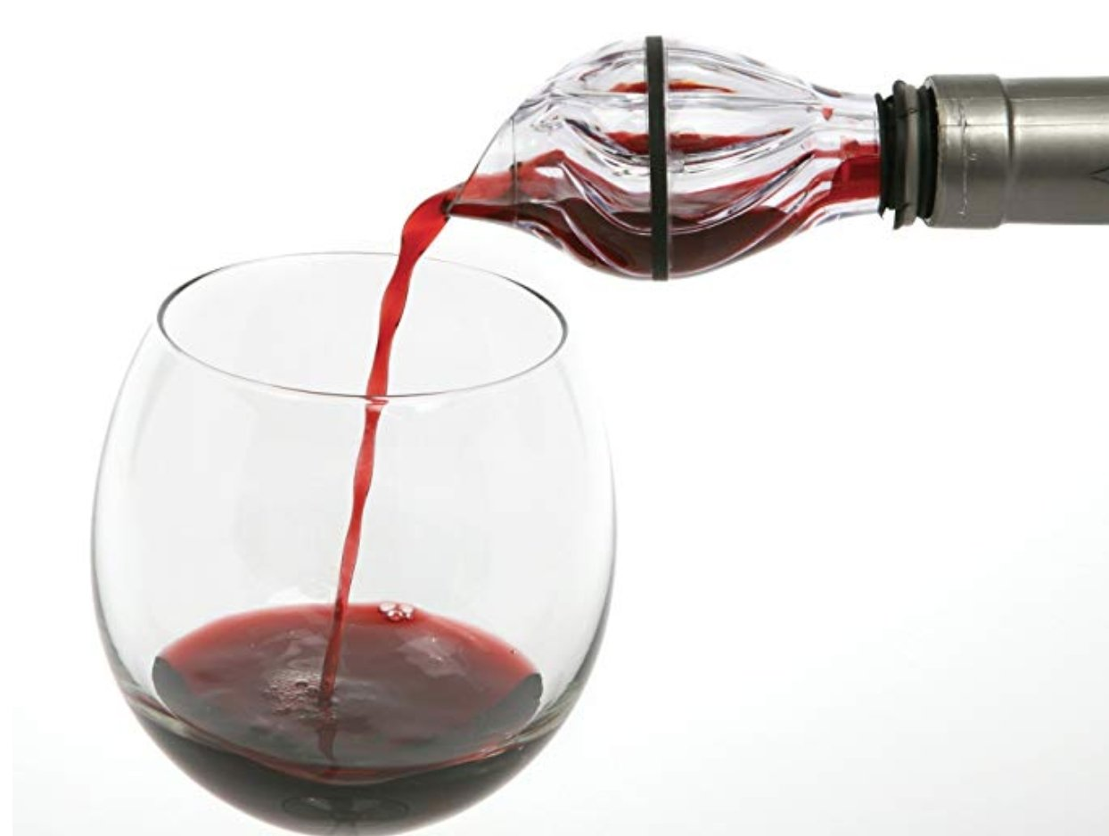 Norpro Wine Aerator/Pourer with Stand