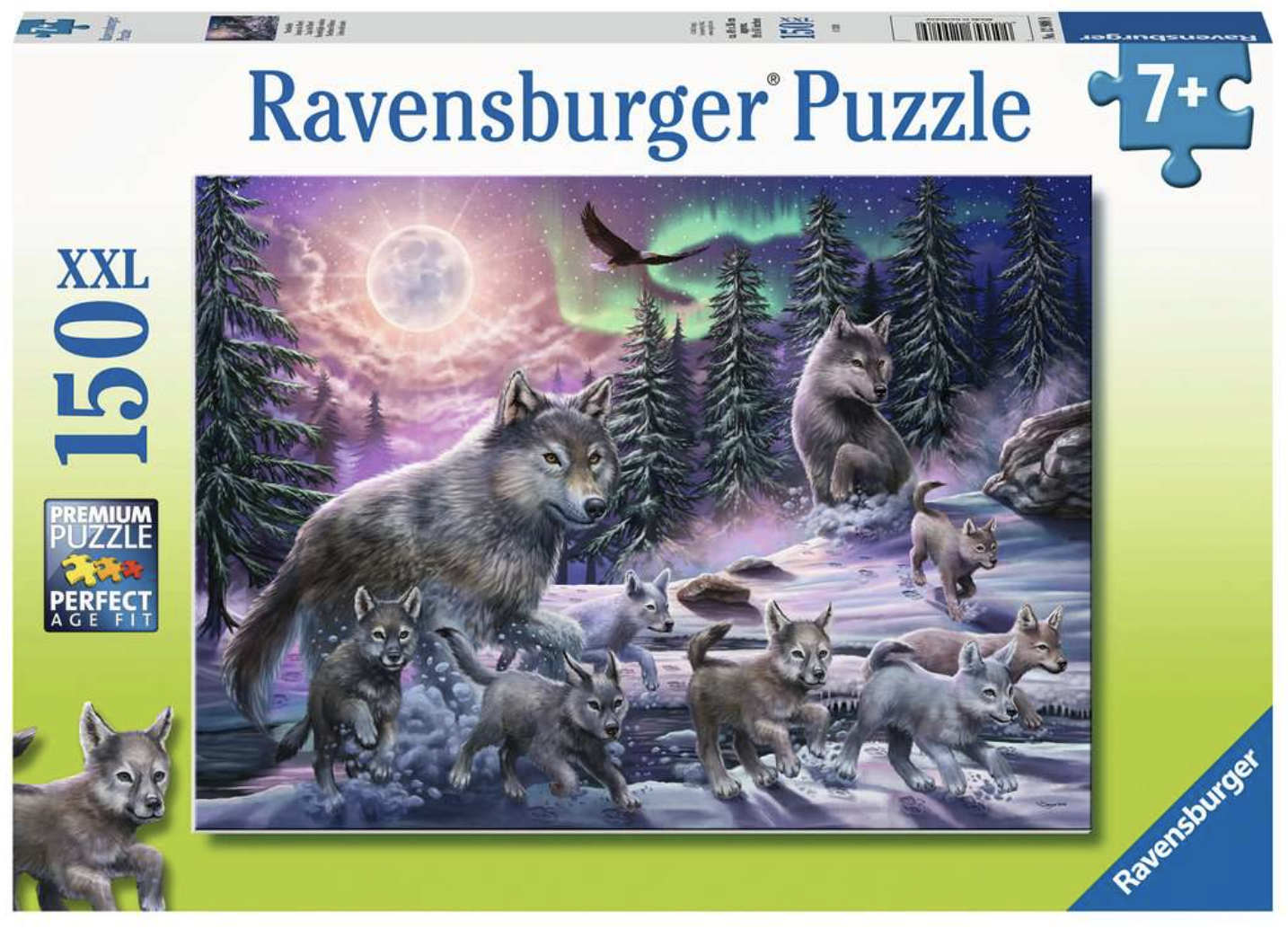 Northern Wolves 150 Piece Puzzle by Ravensburger