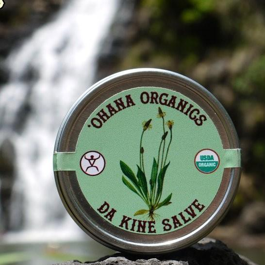 'Ohana Organics Da Kine Herbal Salve