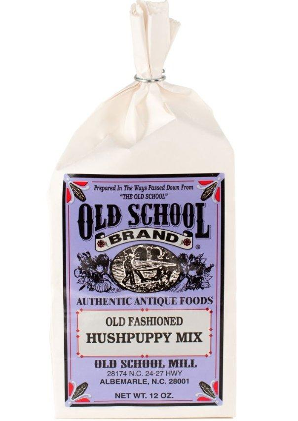 Old Fashioned Hush Puppy Mix By Old School Brand