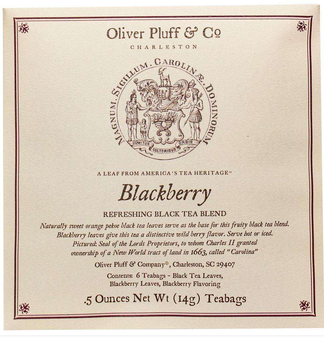 Oliver Puff & Co. Blackberry Tea