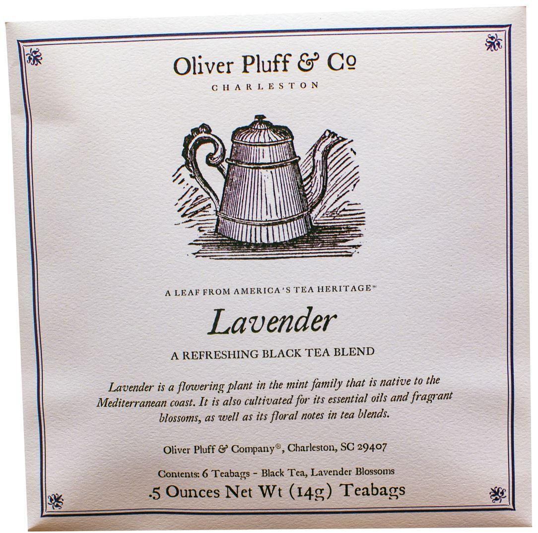Oliver Puff & Co. Lavender Tea