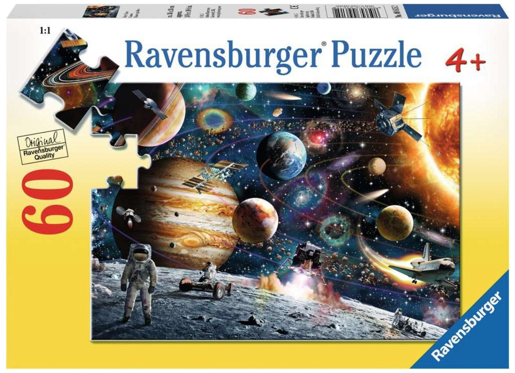 Outer Space 60 Piece Puzzle by Ravensburger
