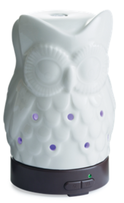 Owl Ultrasonic Essential Oil Diffuser by Airome