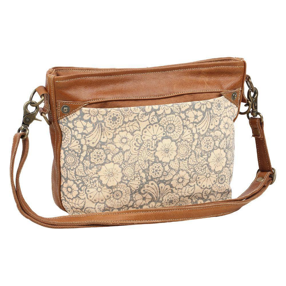 Peach Small and Cross Body Bag