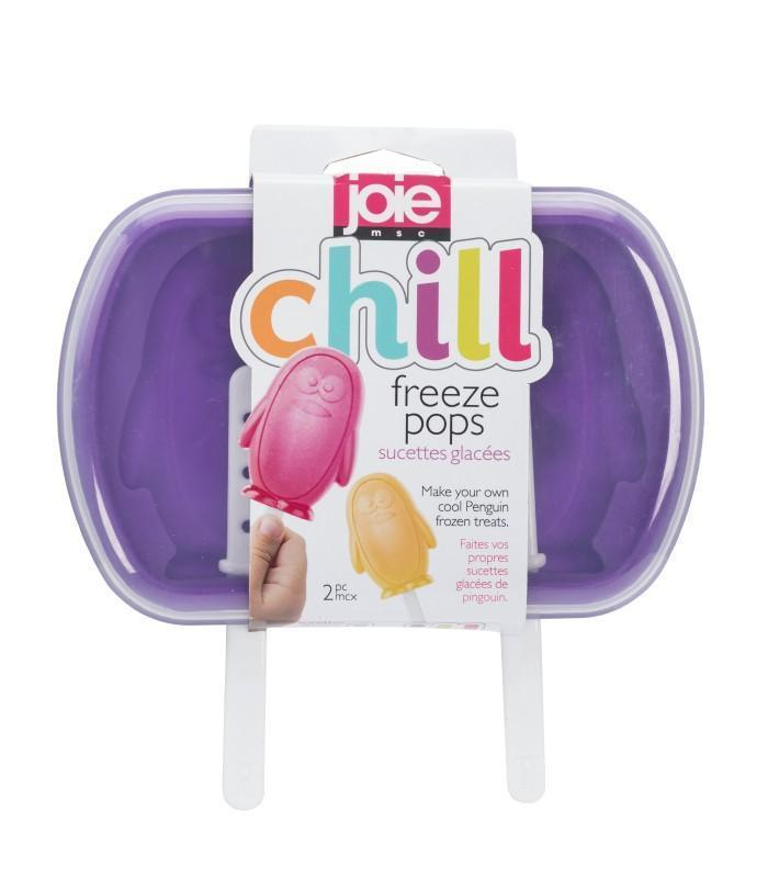 Penguin Freeze Pops Maker