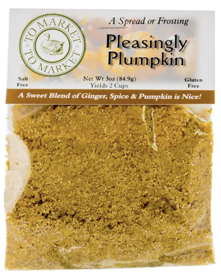 Dip & Spread Mixes by To Market to Market Pleasingly Plumpkin (Seasonal)