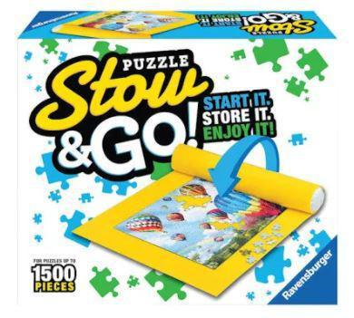 Puzzle Stow and Go