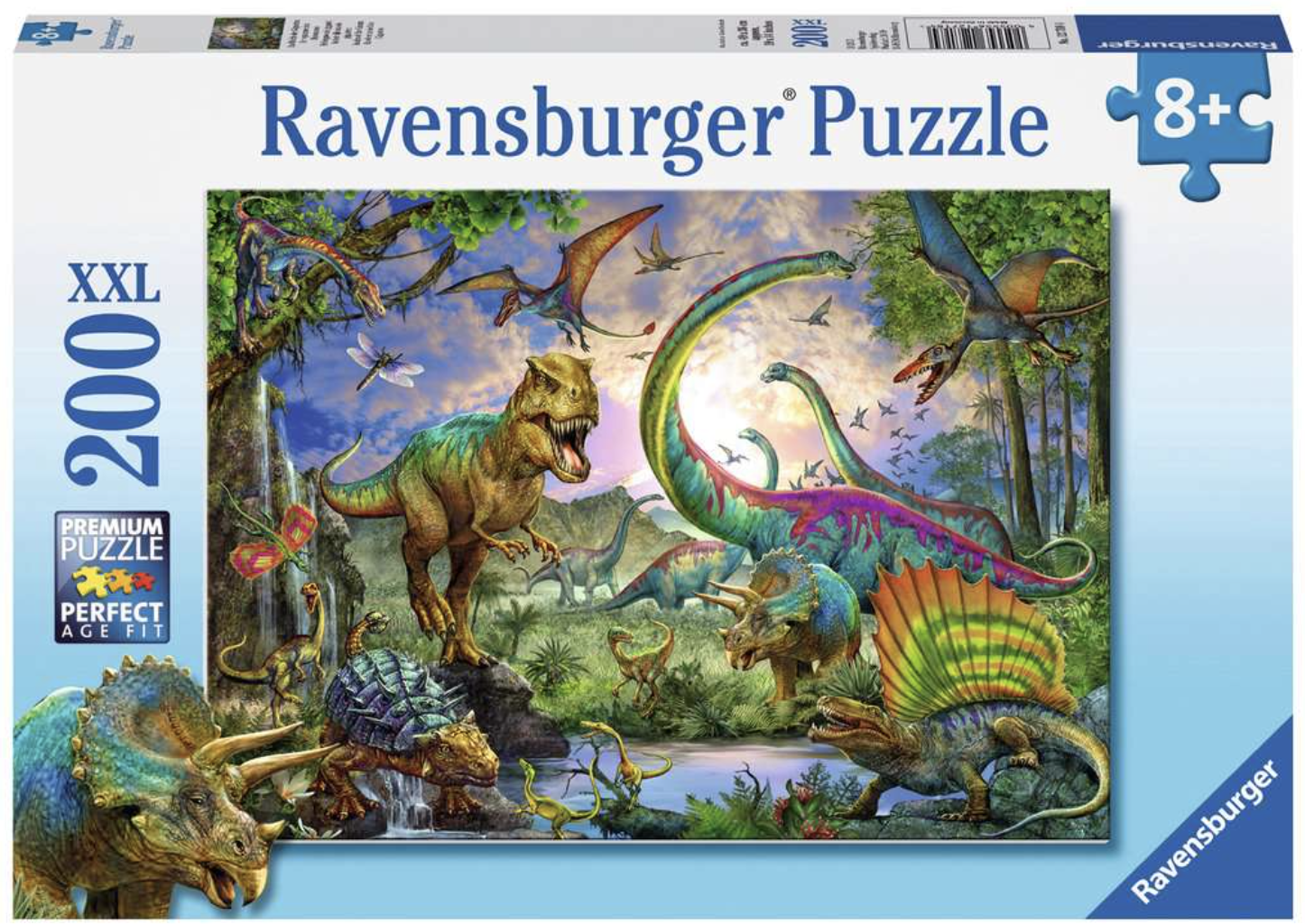 Realm of the Giants 200 Piece Puzzle by Ravensburger