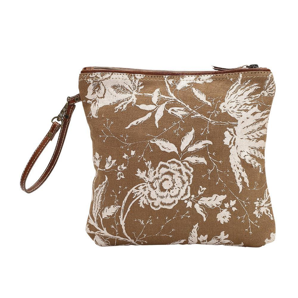 Rose Print Small Bag