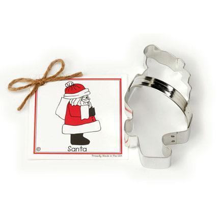 Santa Clause Cookie Cutter