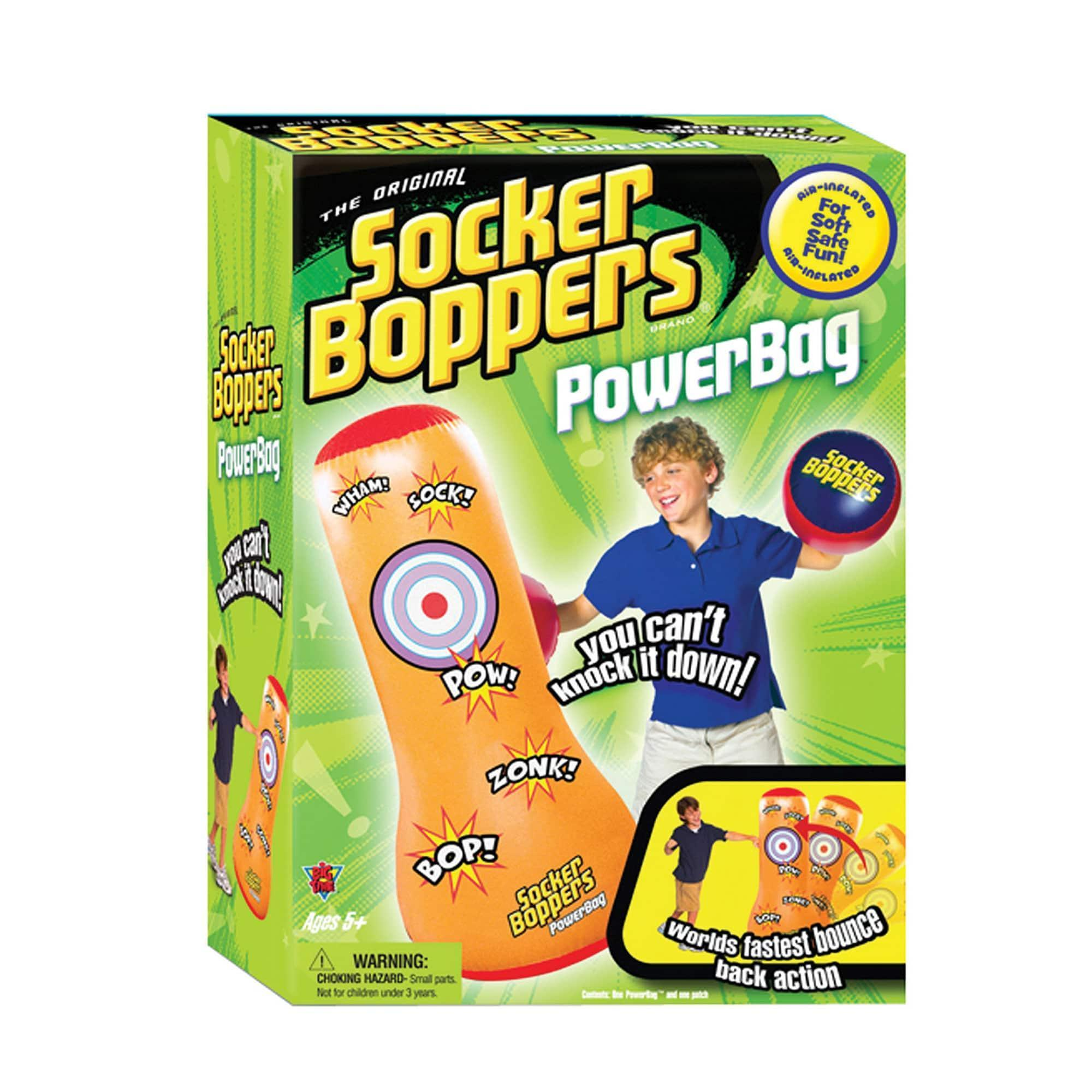Socker Boppers Inflatable Power Bag