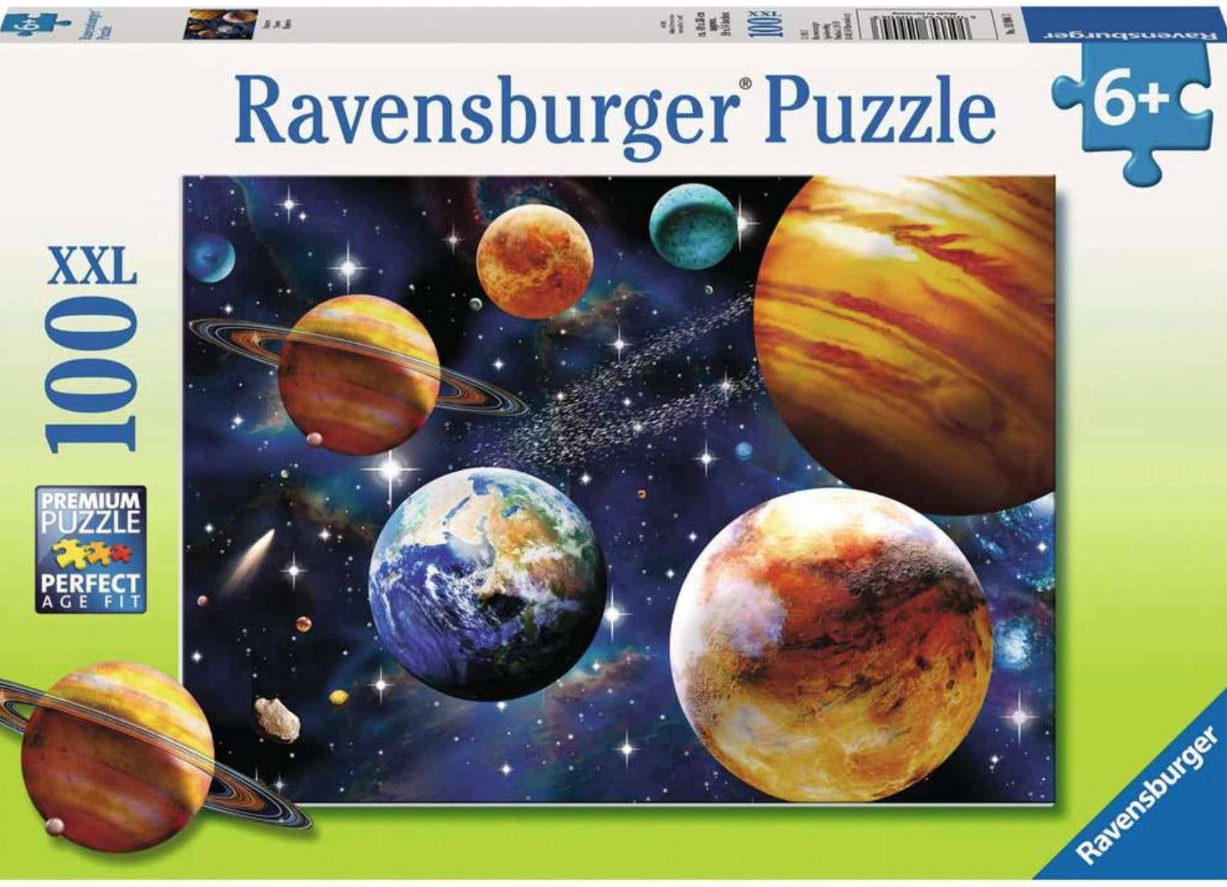 Space 100 Piece Puzzle by Ravensburger