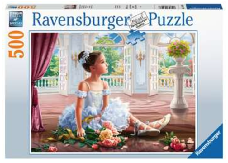 Sunday Ballet 500 Piece Puzzle