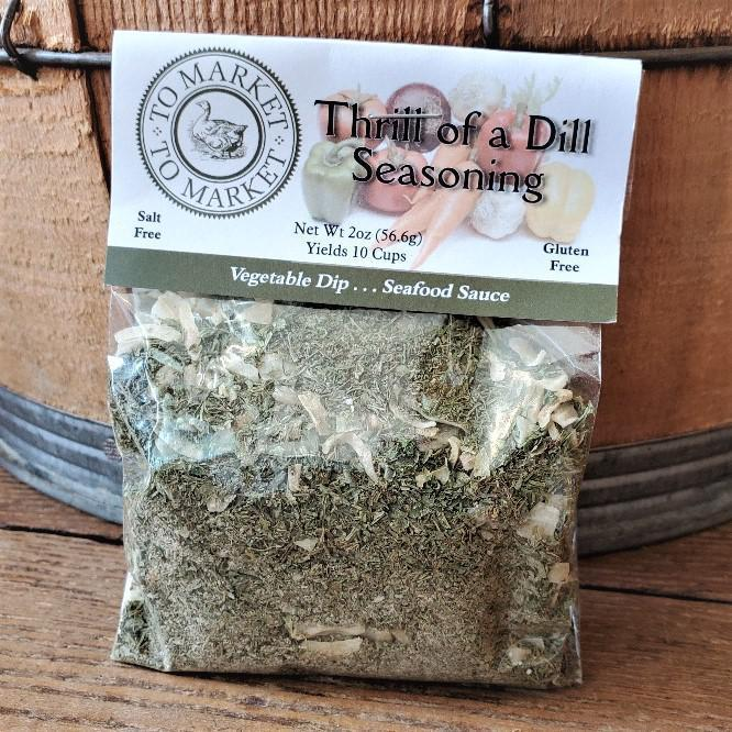 Dip & Spread Mixes by To Market to Market Thrill of a Dill