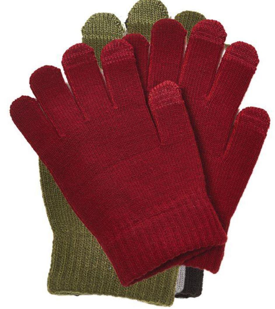 Touch Screen Stretch Knit Glove