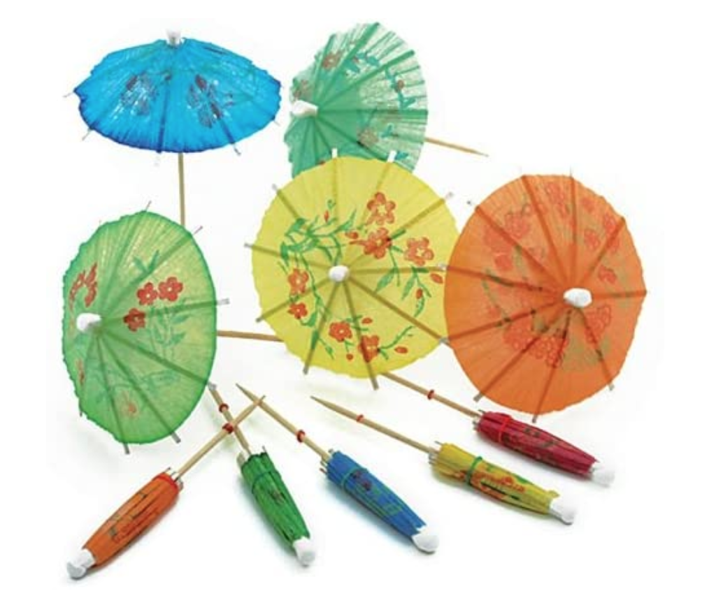 Umbrella Party Picks 24 Pack by Norpro