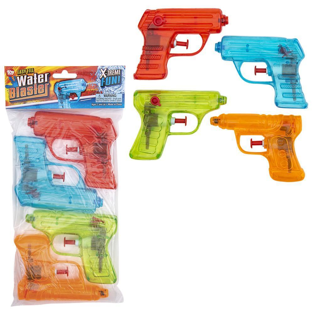 Water Squirters Set of 4