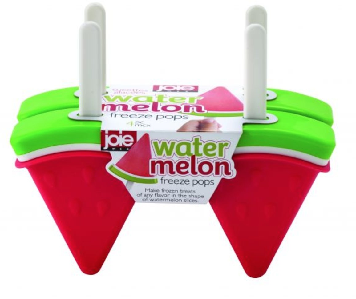 Watermelon Freeze Pops